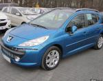 207 SW Peugeot Specifications 2007