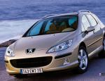 407 SW Peugeot used hatchback