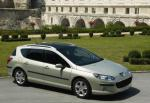 Peugeot 407 SW Specification cabriolet