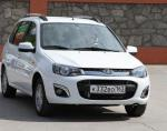 Lada Kalina 1117 Cross   reviews 2013