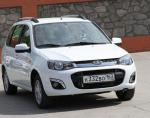 Lada Kalina 1117 Cross reviews wagon