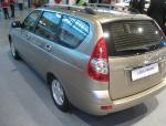 Lada Priora 2171   Specification hatchback