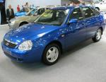 Lada Priora 2172   configuration 2012