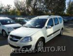 Lada Largus   Specification hatchback