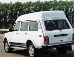 Niva 2131 how mach sedan