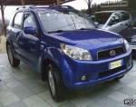 Terios Daihatsu Specifications 2008