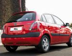 KIA Rio Hatchback approved 2009