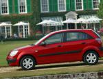 Rio Hatchback KIA Specifications 2009