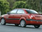 KIA Rio Sedan Specifications 2014