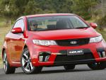 KIA Cerato Koup model hatchback