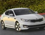 Optima KIA Specification 2012