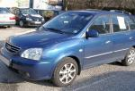 KIA Carens used minivan