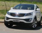 KIA Sportage reviews 2005