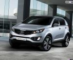 Sportage KIA approved 2013
