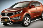 Sportage KIA Specifications hatchback