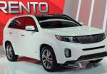 KIA Sorento prices minivan