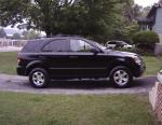 KIA Sorento Specification 2005