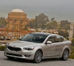 KIA Cadenza Specifications 2008