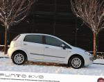 Punto Evo 5 doors Fiat review hatchback