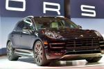 Macan Turbo Porsche prices 2015