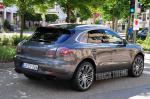 Porsche Macan Turbo Specification 2011