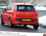 Punto Evo 3 doors Fiat parts hatchback