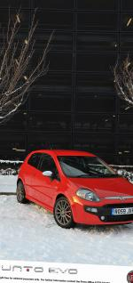 Punto Evo 3 doors Fiat review 2010