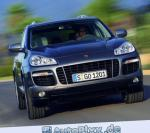 Porsche Cayenne Turbo usa 2006