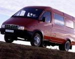 GAZ 3221 Gazel tuning wagon