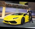 Lamborghini Huracan LP610-4 Specifications suv