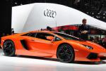 Aventador LP700-4 Lamborghini approved 2010