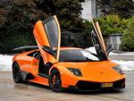 Murcielago LP 670-4 SuperVeloce Lamborghini for sale coupe
