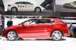 Qoros 3 Hatch lease coupe