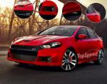 Dodge Dart Specifications 2009