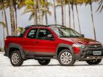 Fiat Strada Adventure CD configuration 2010