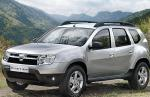 Renault Duster configuration hatchback