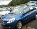 Renault Clio Estate approved sedan