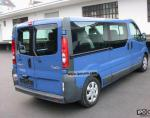 Renault Trafic Combi Specification 2007