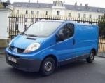 Renault Trafic Fourgon how mach suv