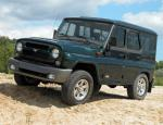 Hunter UAZ spec 2004