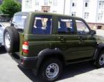 Patriot Sport UAZ lease 2012