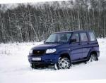 Patriot Sport UAZ spec 2013