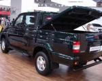 Pickup UAZ review 2007