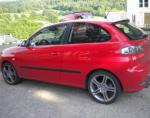 Seat Ibiza FR how mach wagon