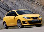 Ibiza Cupra Seat review hatchback