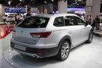 Leon X-Perience Seat Specifications 2013