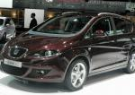 Seat Altea XL model hatchback