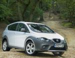 Altea Freetrack Seat approved hatchback