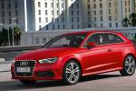 A3 Audi configuration hatchback
