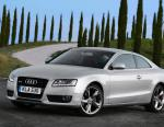 A5 Coupe Audi how mach 2012
